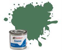 Peinture maquette enamel - Humbrol 101 - Vert Moyen Mat - Humbrol AA1119