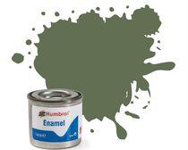 Peinture maquette enamel - Humbrol 102 - Vert Armée Mat - Humbrol AA1122
