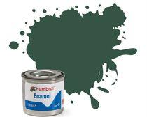 Peinture maquette enamel - Humbrol 116 - Vert Foncé US Mat - Humbrol AA1287