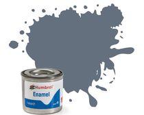 Peinture maquette enamel - Humbrol 144 - Bleu Intermédiaire Mat - Humbrol AA1568