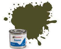 Peinture maquette enamel - Humbrol 155 - Olive Beige Mat - Humbrol AA1688