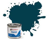 Peinture maquette enamel - Humbrol 230 Bleu Pru Mat - Humbrol AA1822