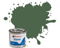 Peinture maquette enamel - Humbrol 252 - RLM82 Vert Lumière Mat - Humbrol AA2252