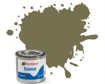 Peinture maquette enamel - Humbrol 226 - Vert Interieur Mat - Humbrol AA7226