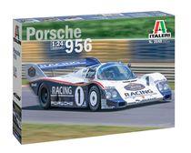 Maquette voiture : Porsche 956 - 1/24 - Italeri 3648 03648
