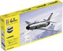 Maquette avion : SAAB 32 Lansen - 1:72 - Heller 56343
