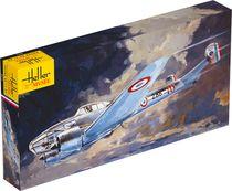 Maquette avion militaire : POTEZ 63-11 A3 - 1/72 - Heller 80313