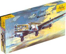Maquette avion : Bloch 210 - 1:72 - Heller 80397