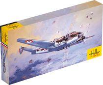 Maquette avion : Lioré et Olivier LeO 451 - 1:72 - Heller 80398