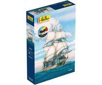 Kit Maquette de voilier : Gallion espagnol - 1:200 - Heller 80835