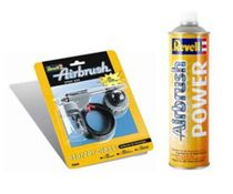 "Aerographe pour maquettes classe ""starter"" - Revell"