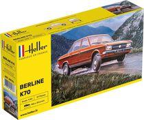 Maquette voiture : Berline K70 - 1/43 - Heller 80176