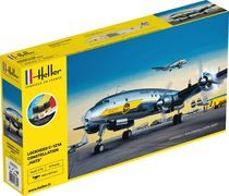 "Starter Kit C-121A constellation ""Mats"" 1:72 - Heller 56382"
