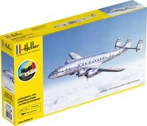 Maquette avion : Starter Kit 749 Constellation 'Flying Dutchman' - 1:72 - Heller 56393