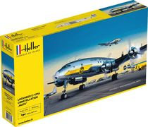 Maquette avion : Lock C-121 A Constellation Berlin - 1:72 - Heller 80382