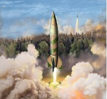 German A4/V2 Rocket - Revell 03309