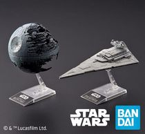 Maquette Star Wars : Death Star II + Imperial Star Destroyer - Revell 01207, 1207 - france-maquette.fr