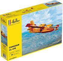 Maquette d'avion : Canadair CL 415 - 1/72 - Heller 80370
