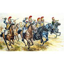 Maquette de soldats Français : 1:72 - Italeri 06003