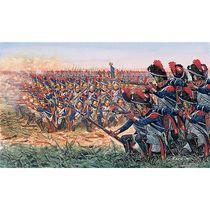 Maquette de Soldats Français - 1/72 - Italeri 06072