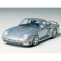 Maquette de voiture de sport : Porsche 959 - 1/24 - Tamiya 24065