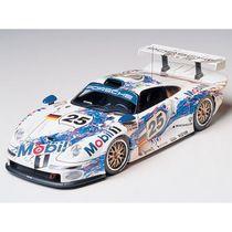 Maquette voiture de sport : Porsche 911 Gt1 - 1/24 - Tamiya 24186