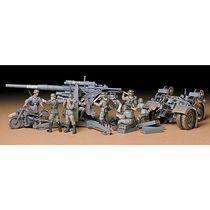 Maquette artillerie allemande - Canon Dca 88 Mm - 1/35 - Tamiya 35017
