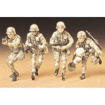 Figurines militaires : Infanterie US - 1/35 - Tamiya 35133