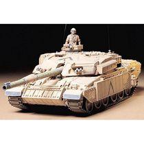 Maquette de char d'assaut Anglais : Char Challenger - Tamiya 35154