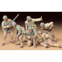 Figurines militaires : Infanterie US - 1/35 - Tamiya 35192