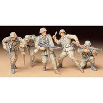 Figurines militaires : Infanterie allemande - Tamiya 35196