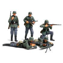 Figurines militaires : Infanterie Allemande - 1/35 - Tamiya 35293