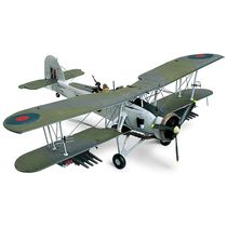 Maquette avion militaire : Fairey Swordfish Mk.II - 1/48 - Tamiya 61099