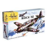 Maquette avion militaire : Bloch 152C1 - 1/72 - Heller - 80211