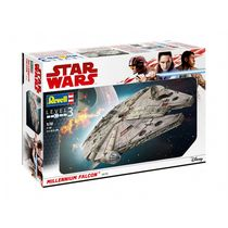 Maquette Star Wars : Millennium Falcon - Revell 06718