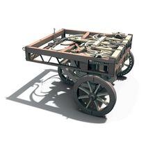 Maquette de chariot auto propulsé - Italeri 03101