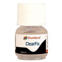 Colle pour plastique transparent - Clearfix - Humbrol AC5708