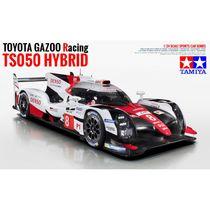 Maquette de voiture : Toyota Gazoo Racing TS050 hybrid - 1/24 - Tamiya 24349