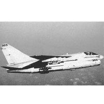 Maquette avion américain moderne : A-7C Corsair II - 1:48 - Italeri 2797 02797