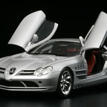 Maquette de voiture de sport : Mercedes-Benz Slr Mclaren - 1/24 - Tamiya 24292