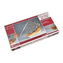 Maquette de bâteau bois : Polacca vénitien - 1/150 - AMATI 1407