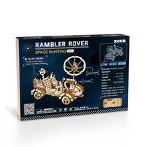 Maquette bois : Voiture d'exploration Rambler Rover - Robotime LS401