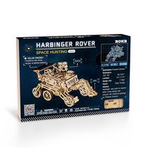 Maquette bois : Robot d'exploration Harbinger Rover - Robotime LS402
