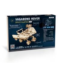 Maquette bois : Robot d'exploration Vagabon Rover - Robotime LS503