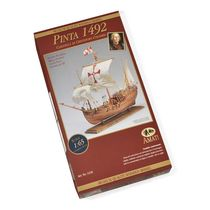 Maquette navire en bois : Pinta - 1/65 - Amati B1410 1410