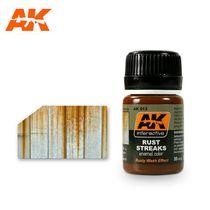 AK INTERACTIVE Rust Streaks-Stries de rouille - Ak Interactive AK013