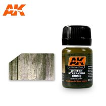Streaking Grime for Winter Vehicles - Ak Interactive AK014