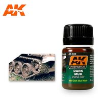 Dark Mud Effects - Ak Interactive AK023