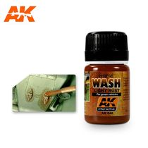 Light Rust Wash - Ak Interactive AK046