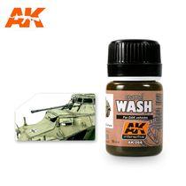 Africa Korps Wash - Ak Interactive AK066